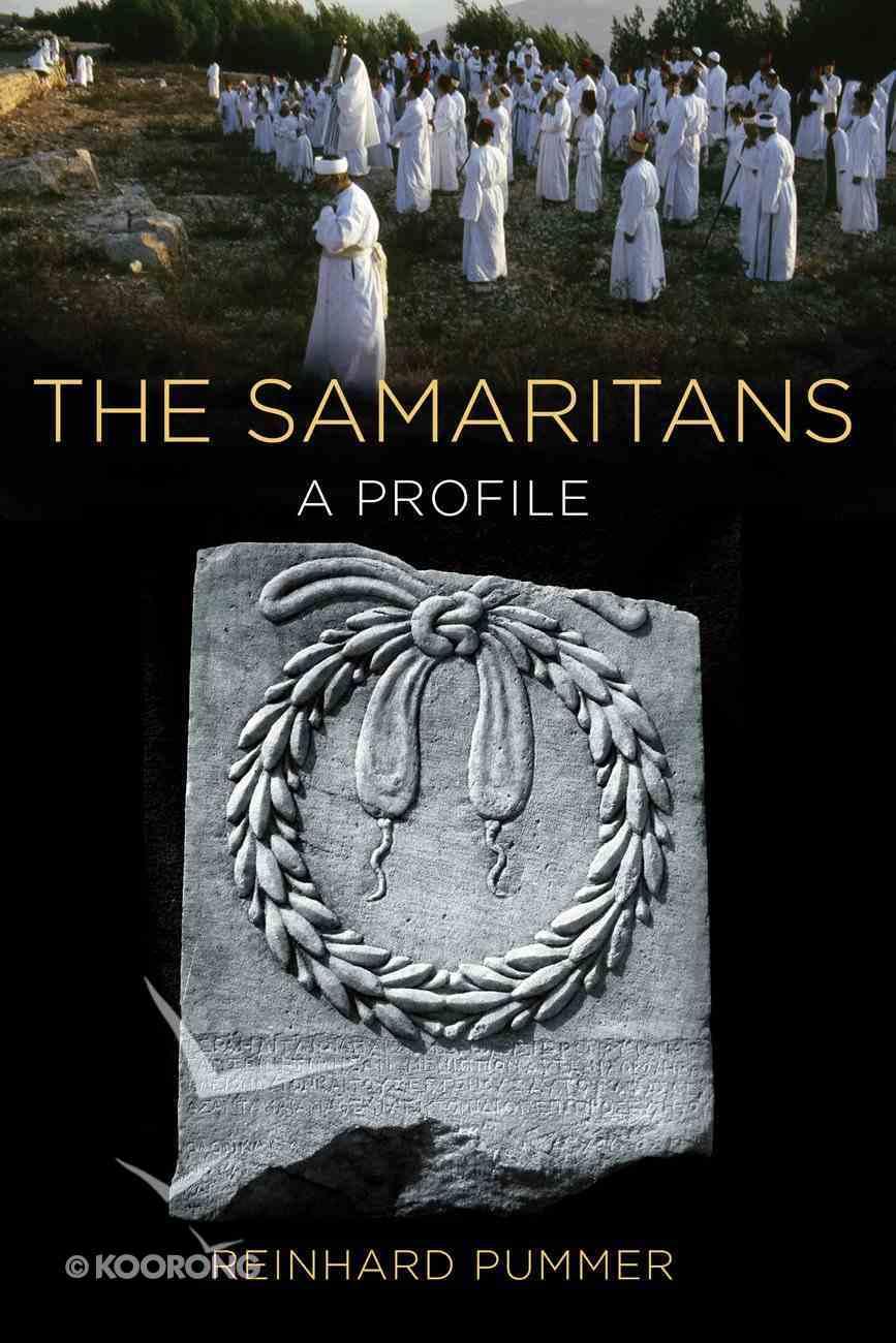 The Samaritans: A Profile Paperback
