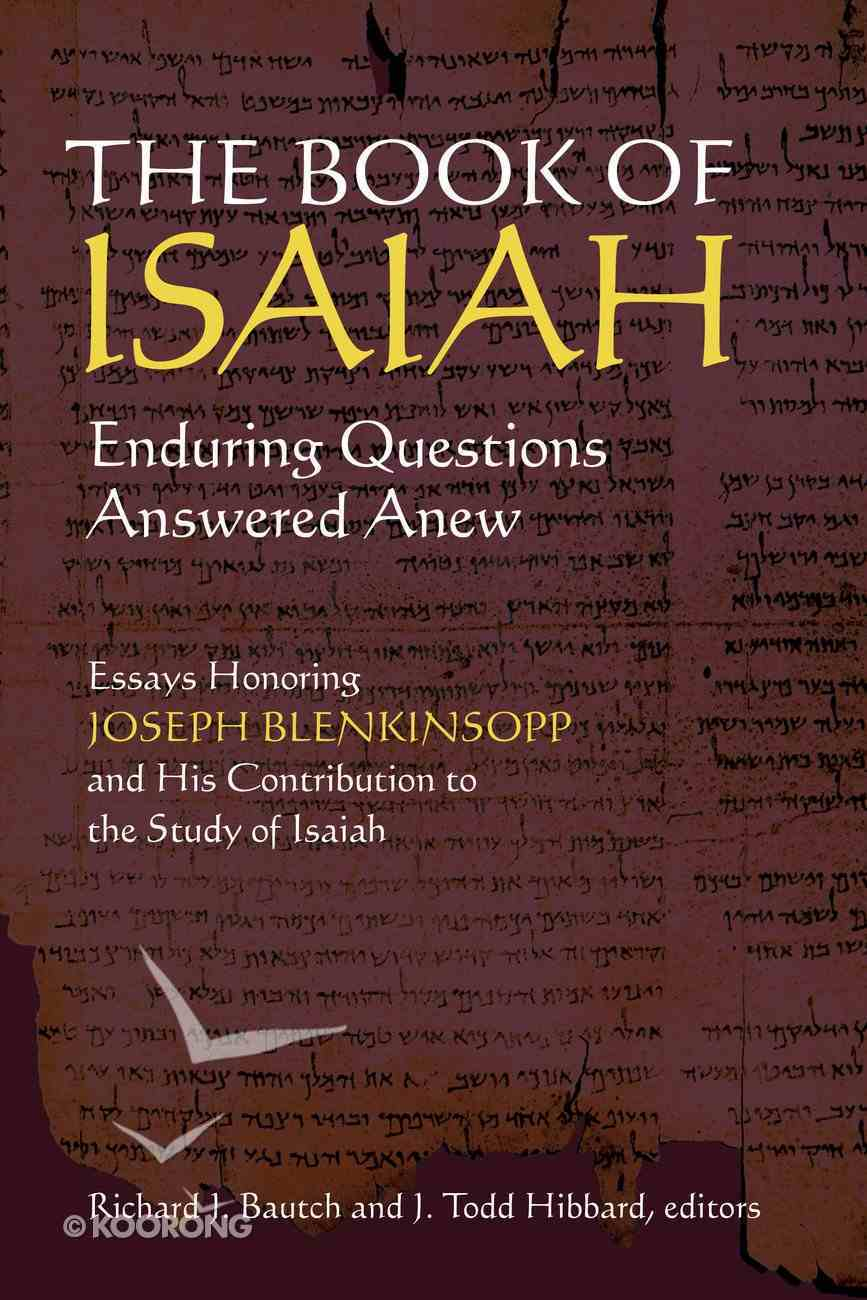 A Light to the Nations: The Book of Isaiah Paperback