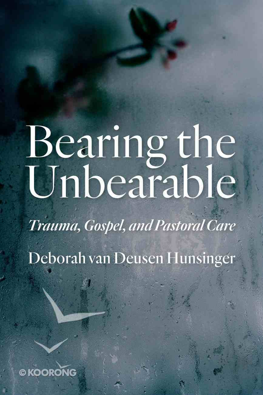 Bearing the Unbearable Paperback