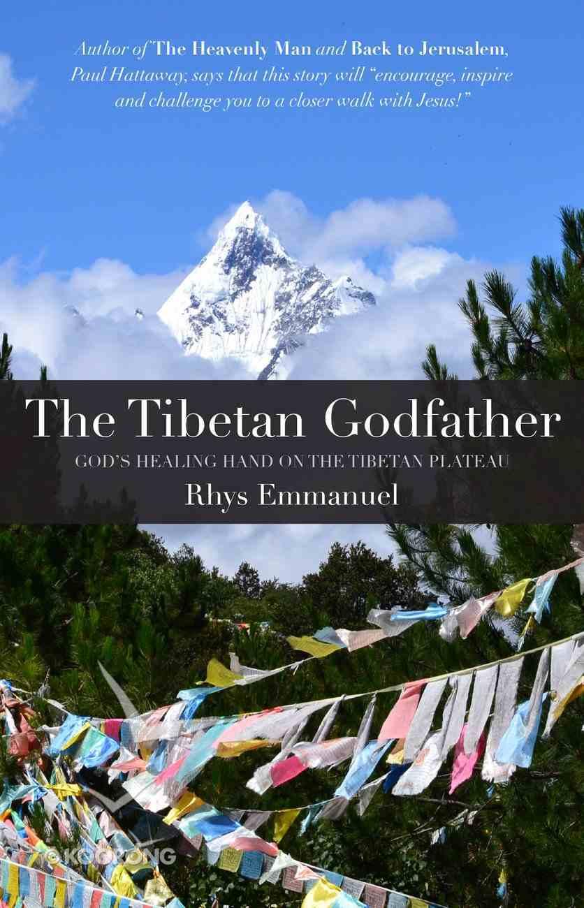 The Tibetan Godfather Paperback