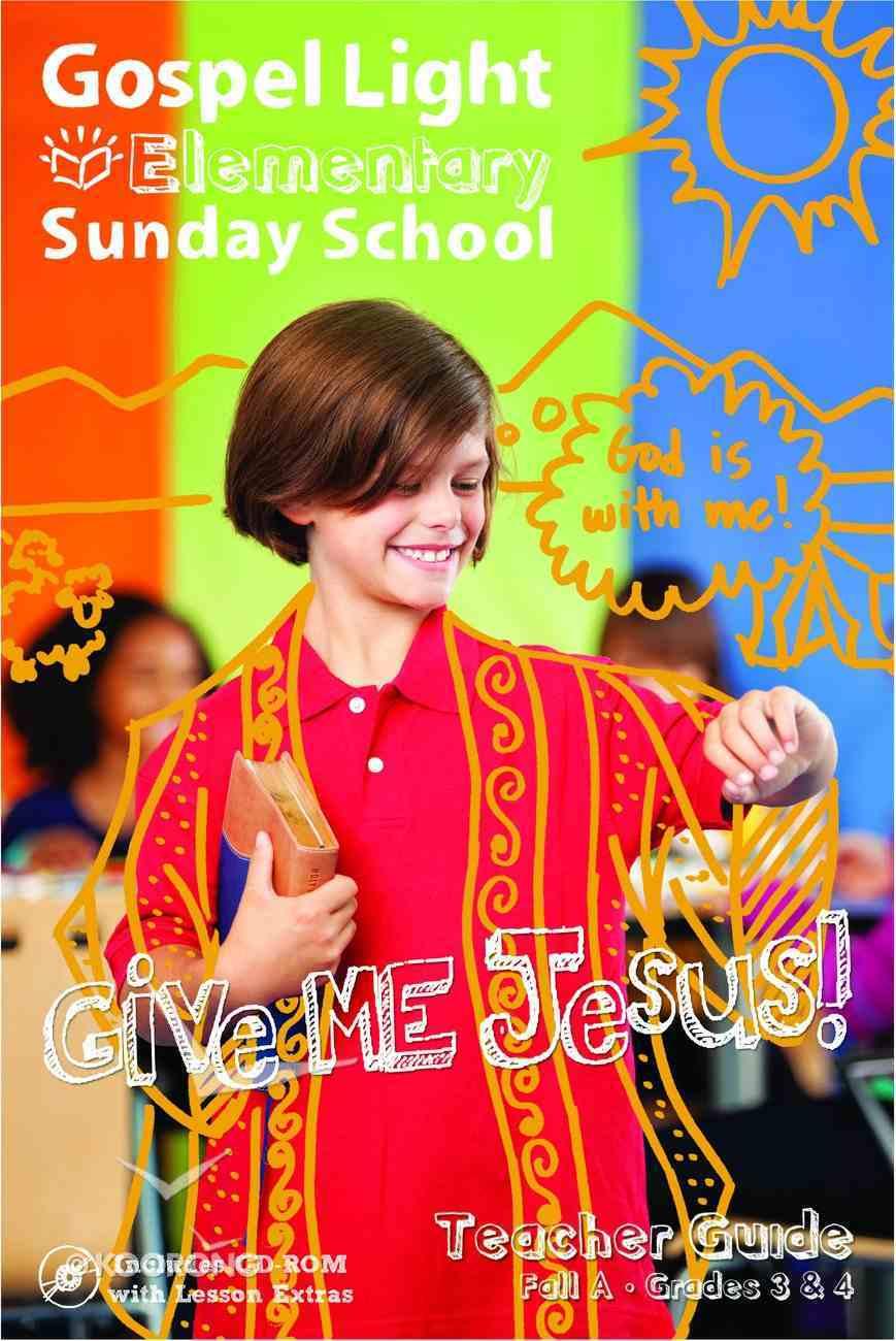 Gllw Falla 2020 Grades 3 & 4 Teachers Guide (Gospel Light Living Word Series) Paperback