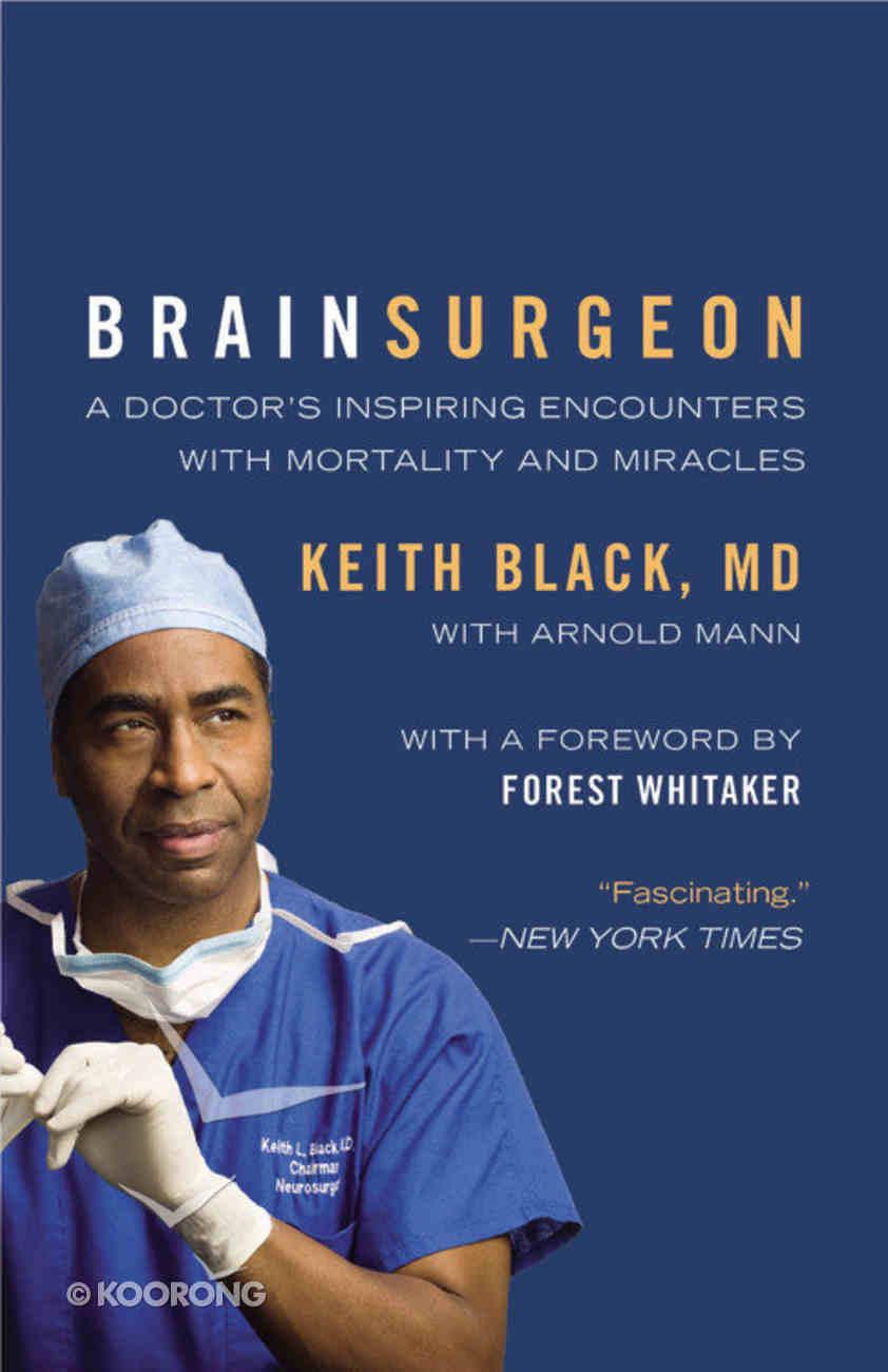 Brain Surgeon Paperback