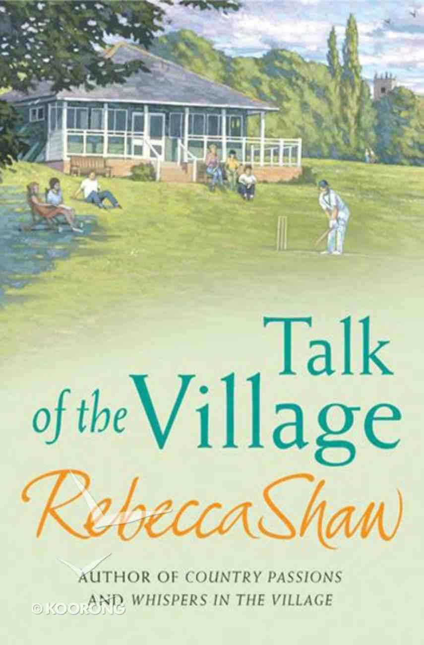 Talk of the Village (#02 in Turnham Malpas Series) Paperback