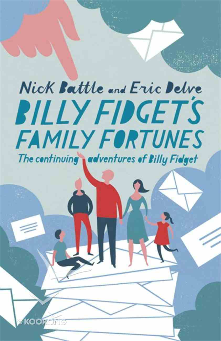 Billy Fidget's Family Fortunes Paperback