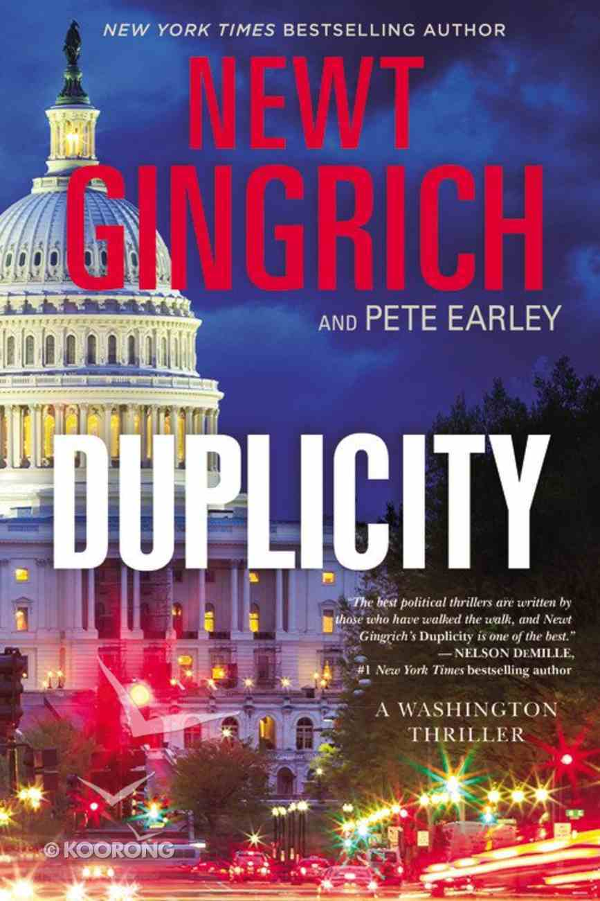 Duplicity Paperback