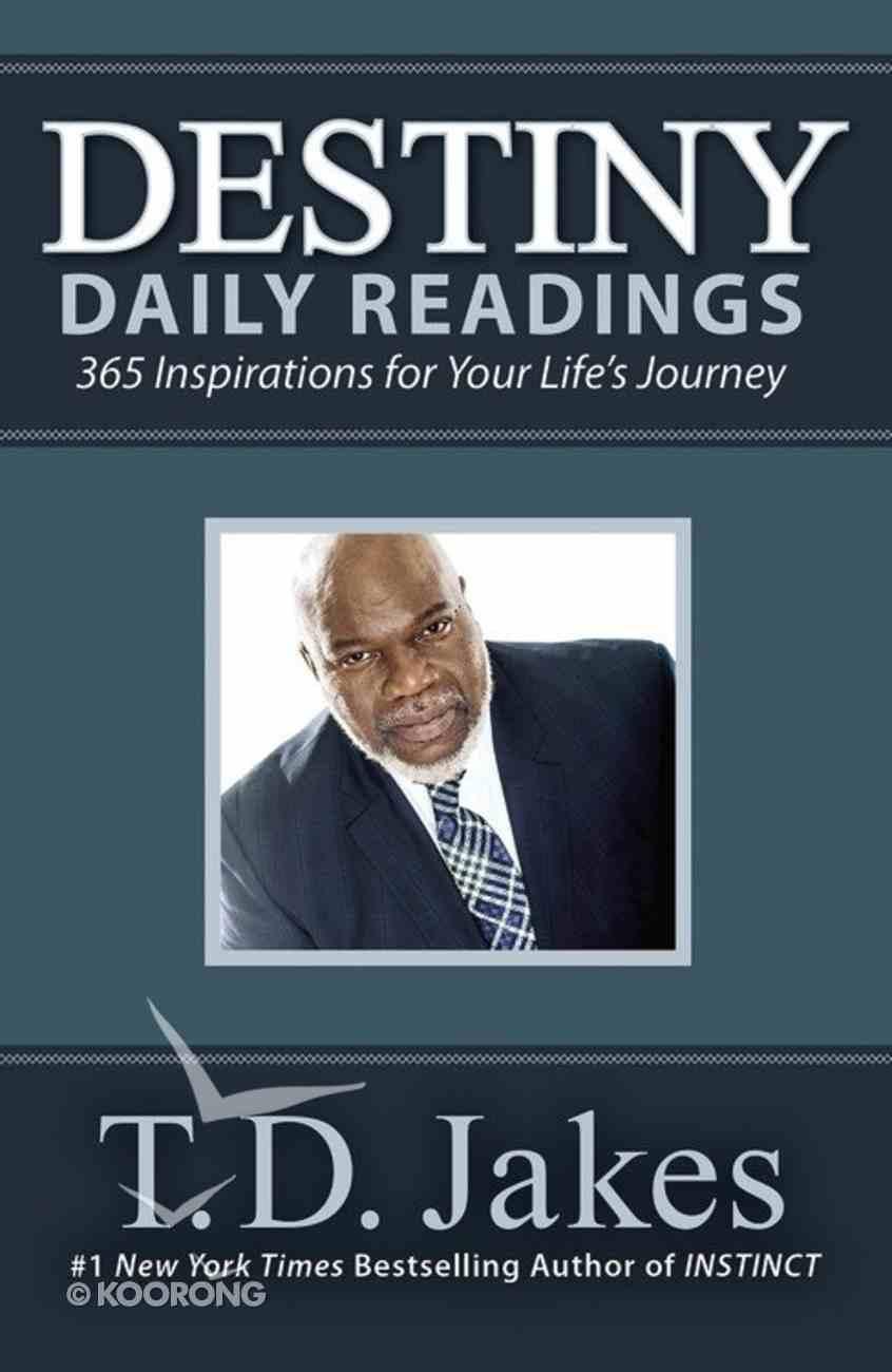 Destiny Daily Readings Hardback