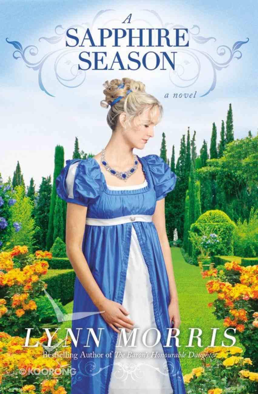 A Sapphire Season Paperback