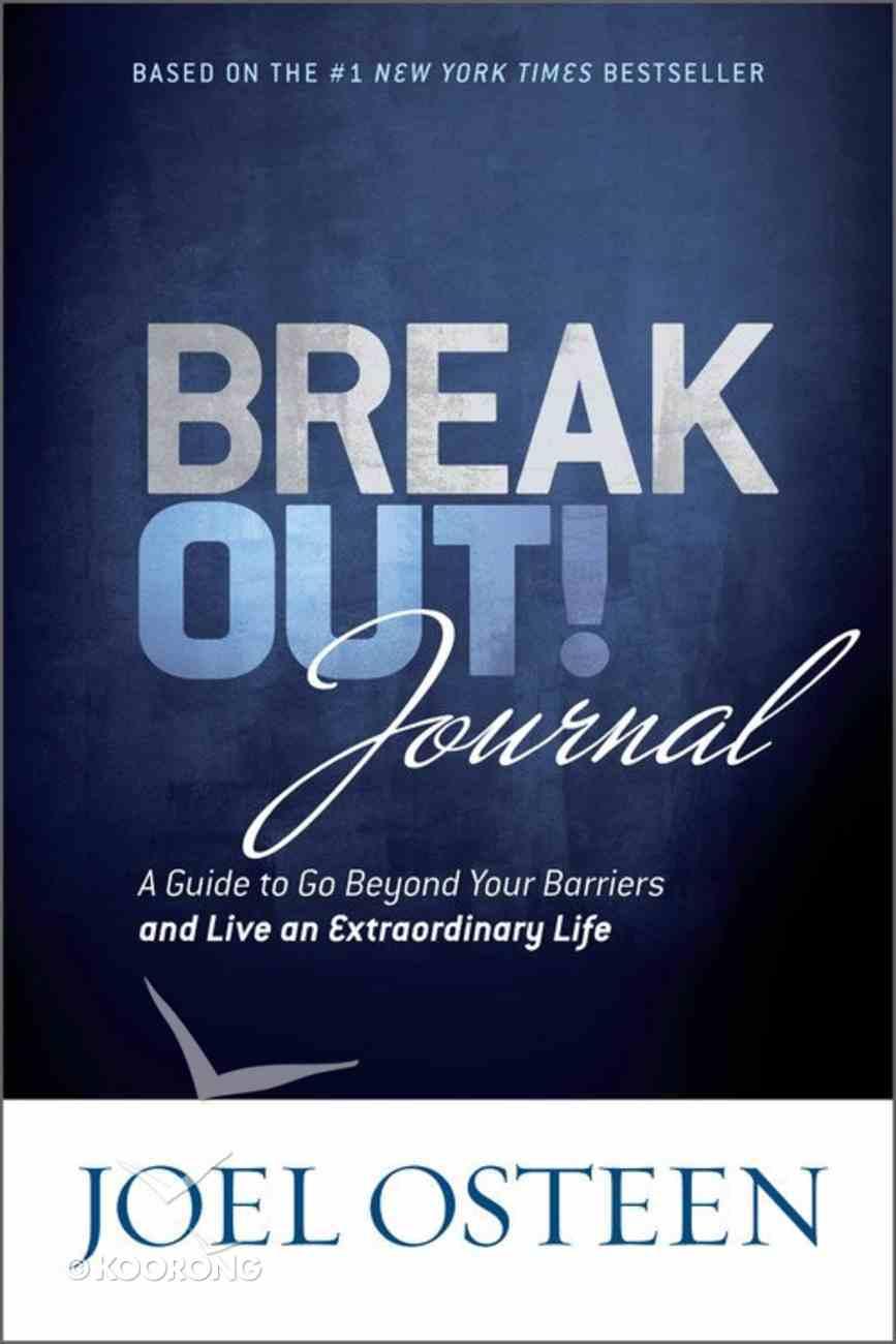 Break Out! Journal Hardback