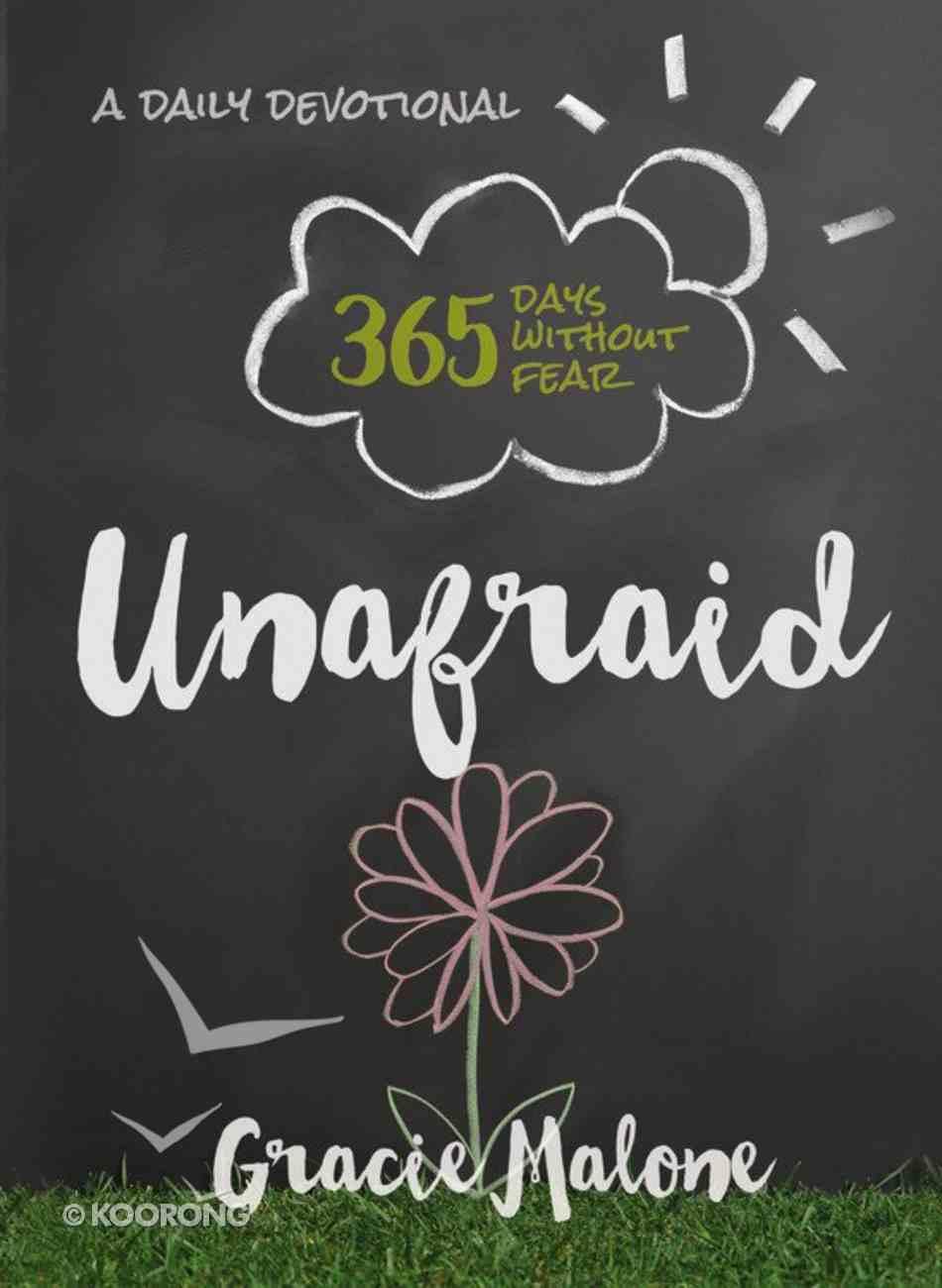 Unafraid Hardback