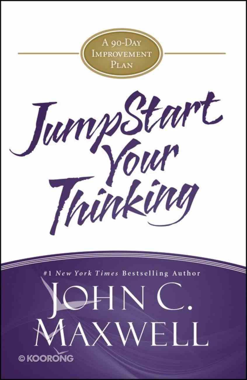 Jumpstart Your Thinking Hardback