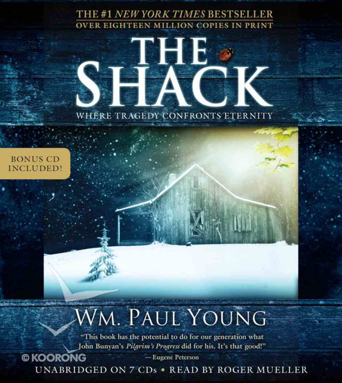 The Shack (Unabridged, 7 Cds) CD