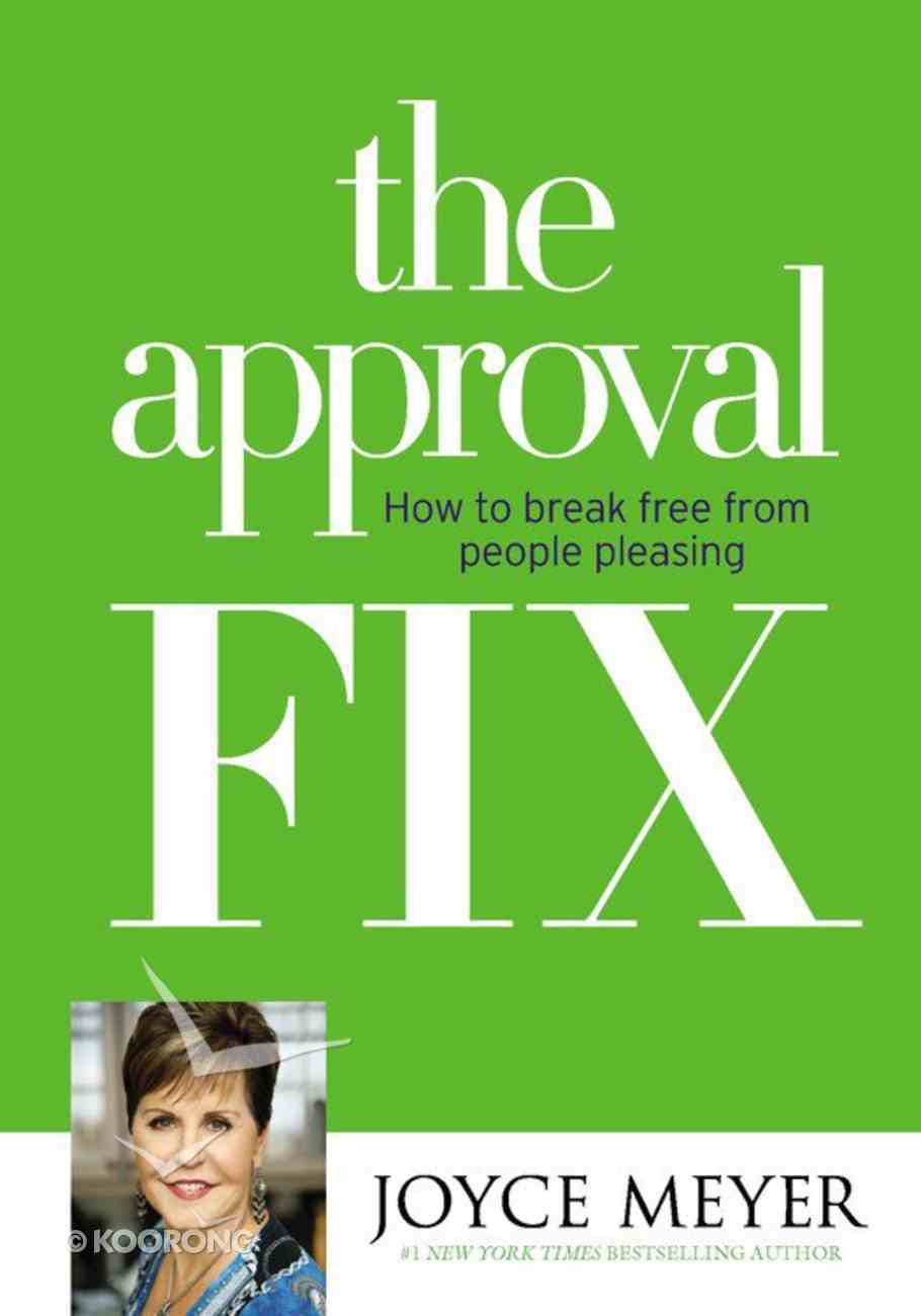 The Approval Fix (Unabridged, 3 Cds) CD