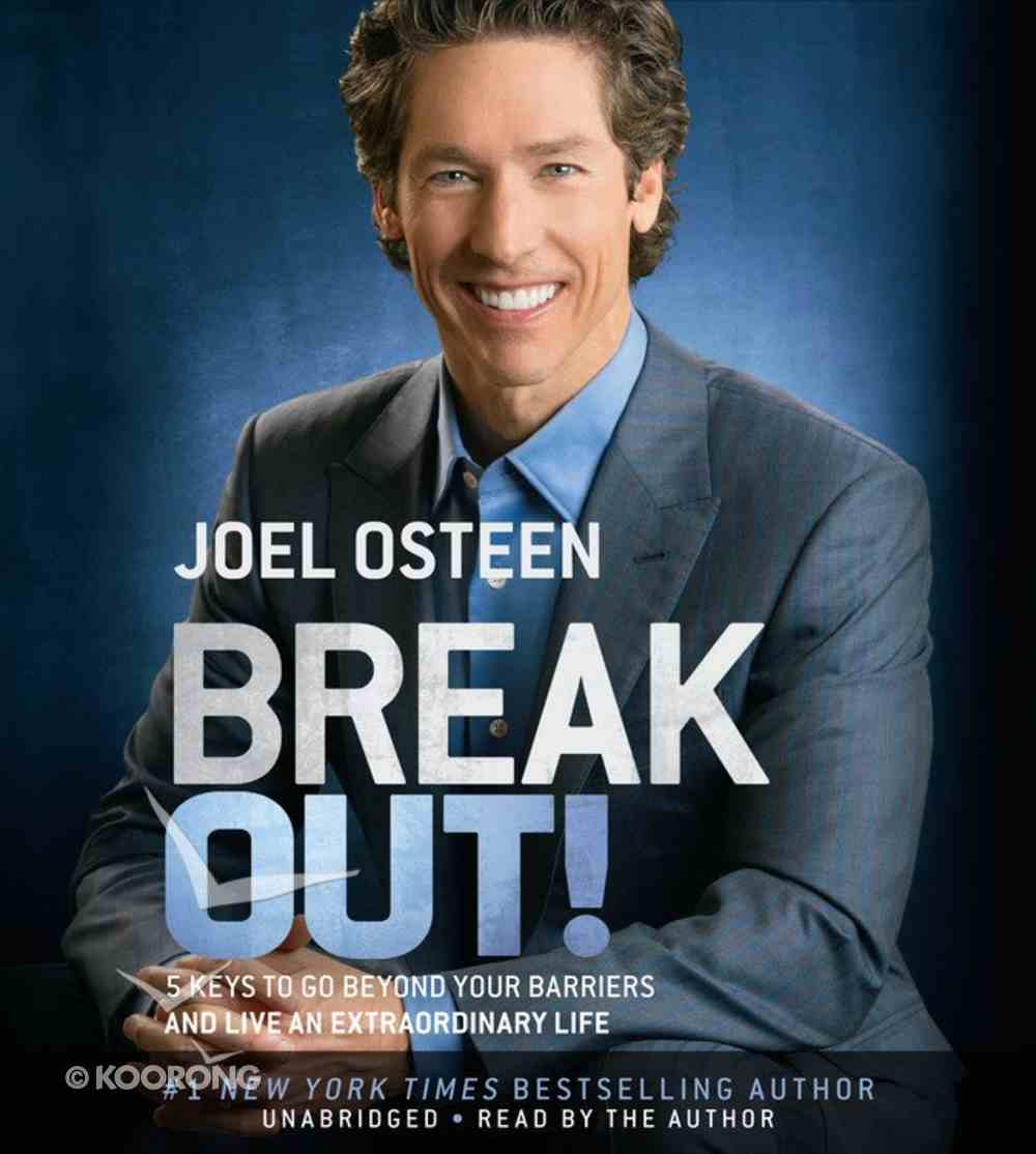 Break Out! (Unabridged, 8 Cds) CD