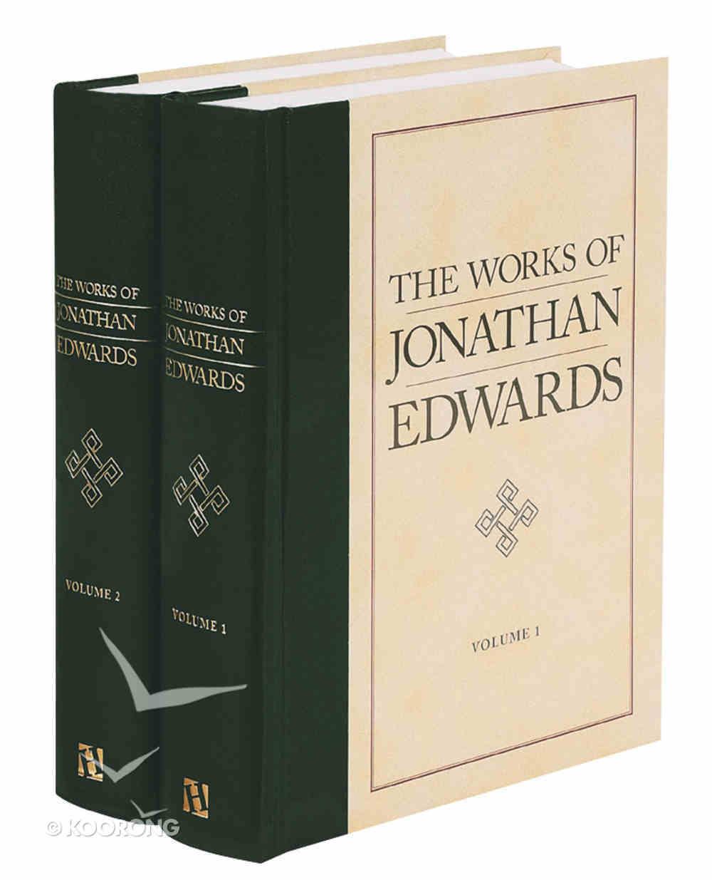 The Works of Jonathan Edwards (2 Vol Set) Hardback