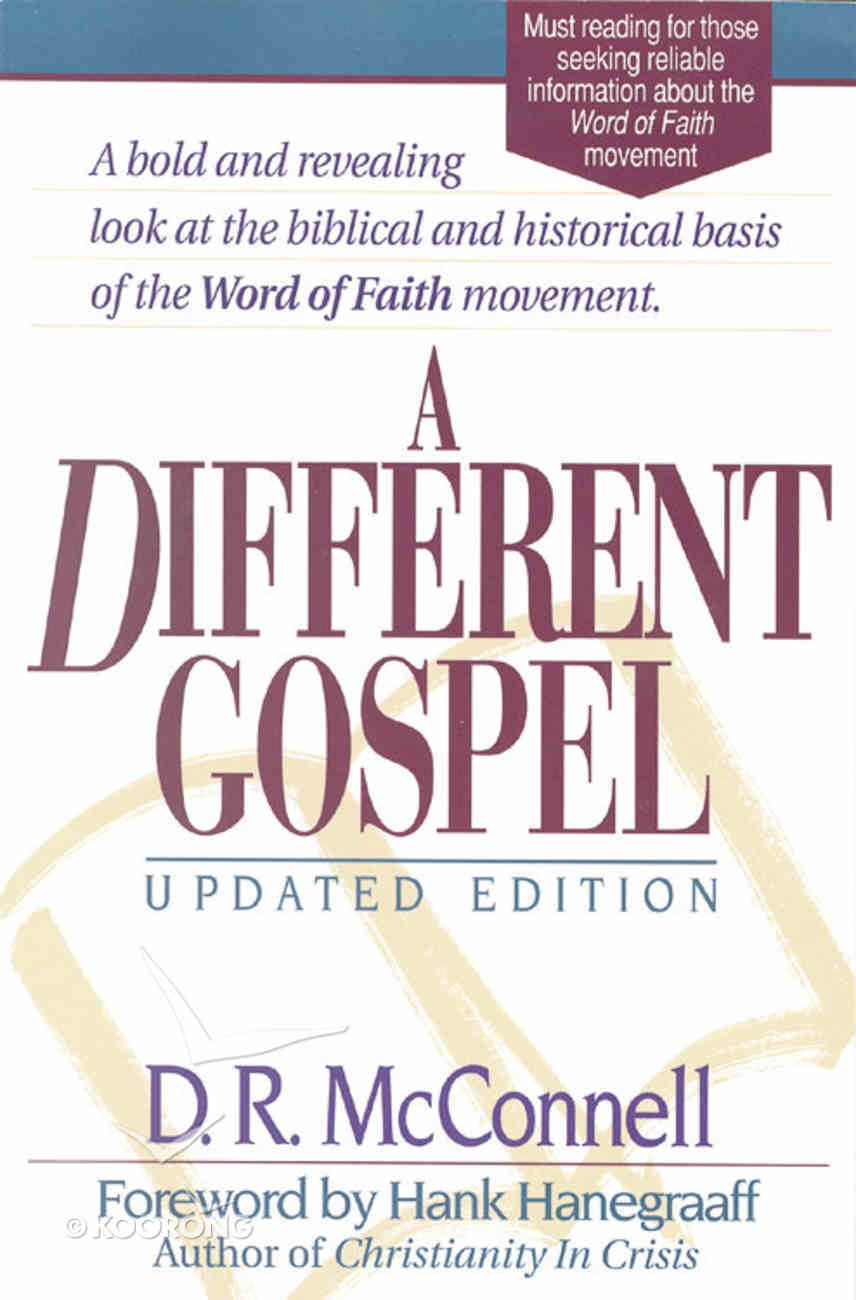 A Different Gospel Paperback