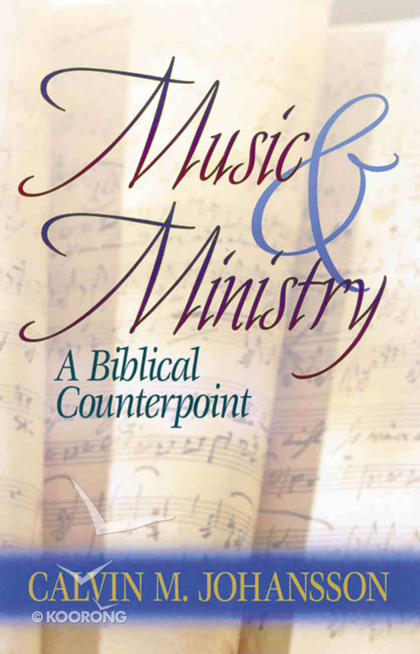 Music & Ministry Paperback