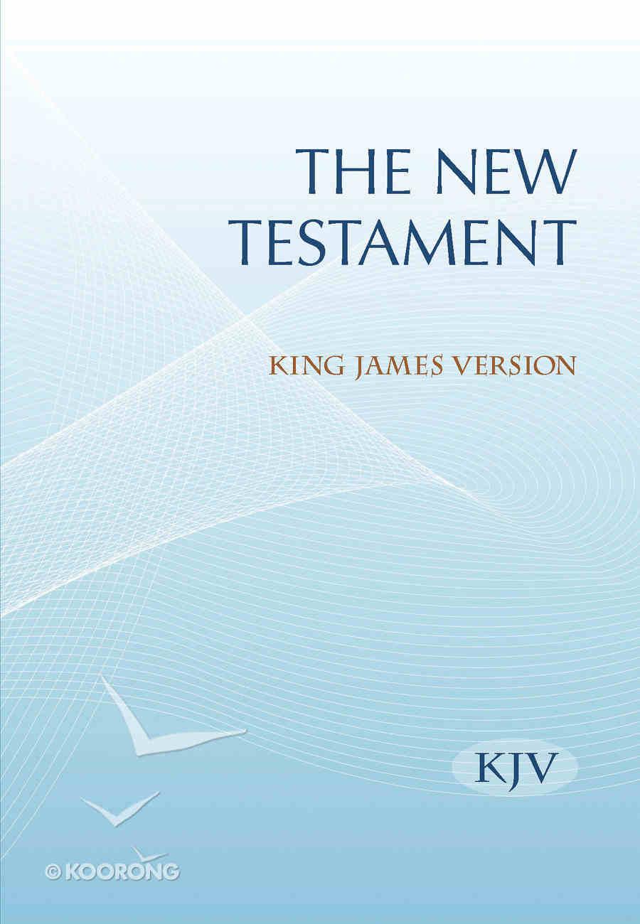 KJV Pocket New Testament Paperback
