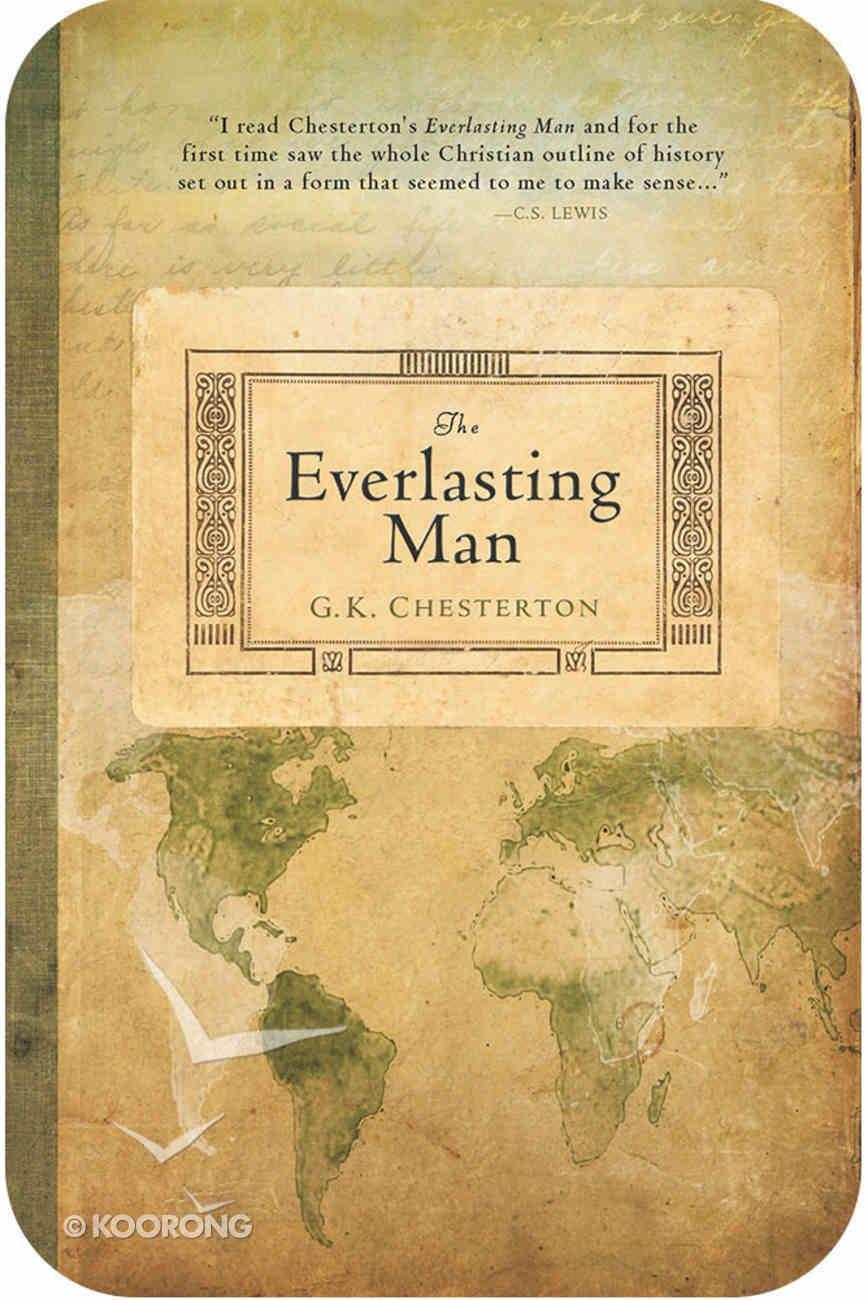 The Everlasting Man eBook