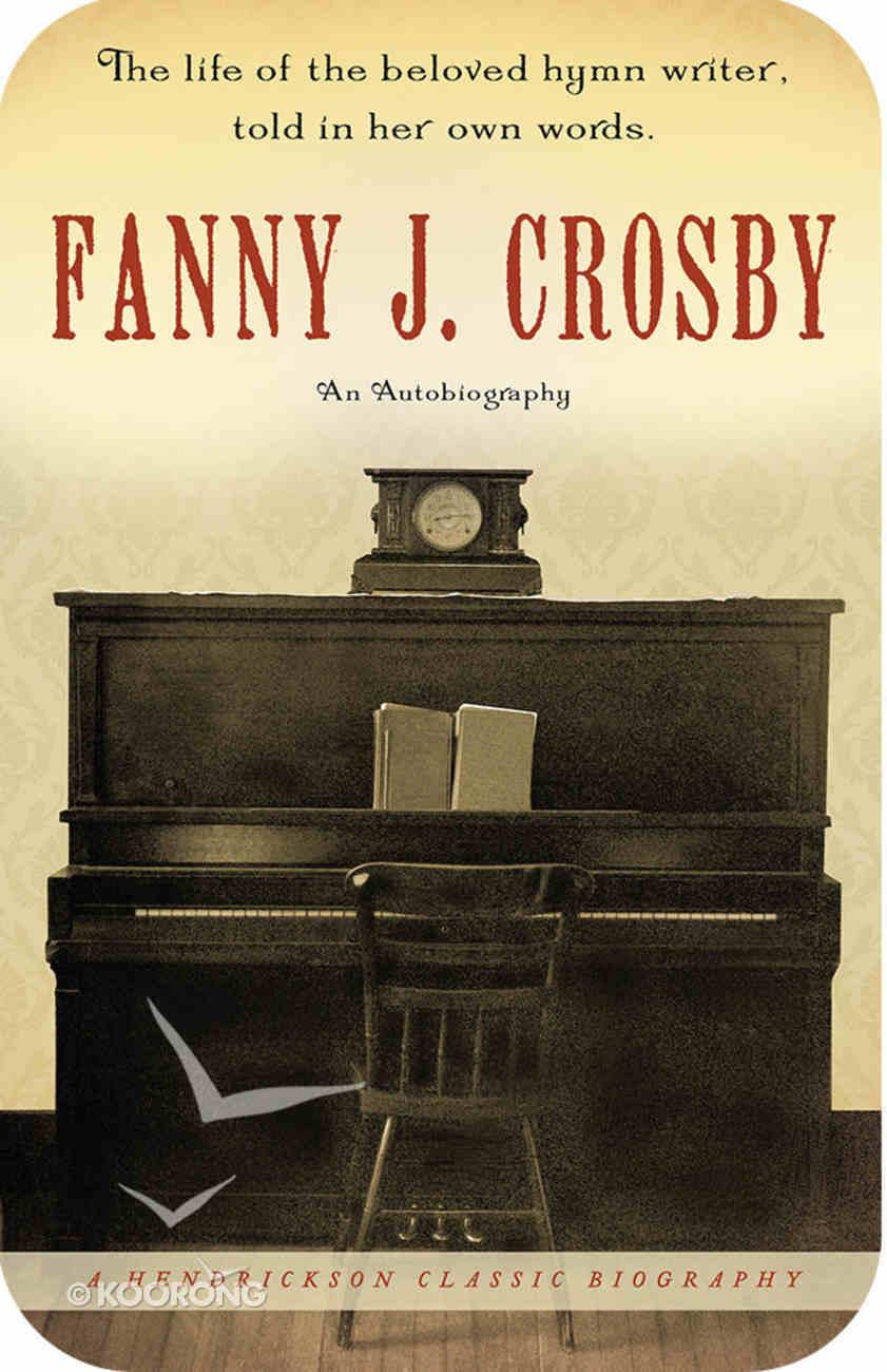 Fanny J Crosby eBook