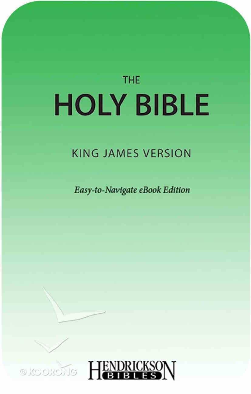 KJV Outreach Bible eBook