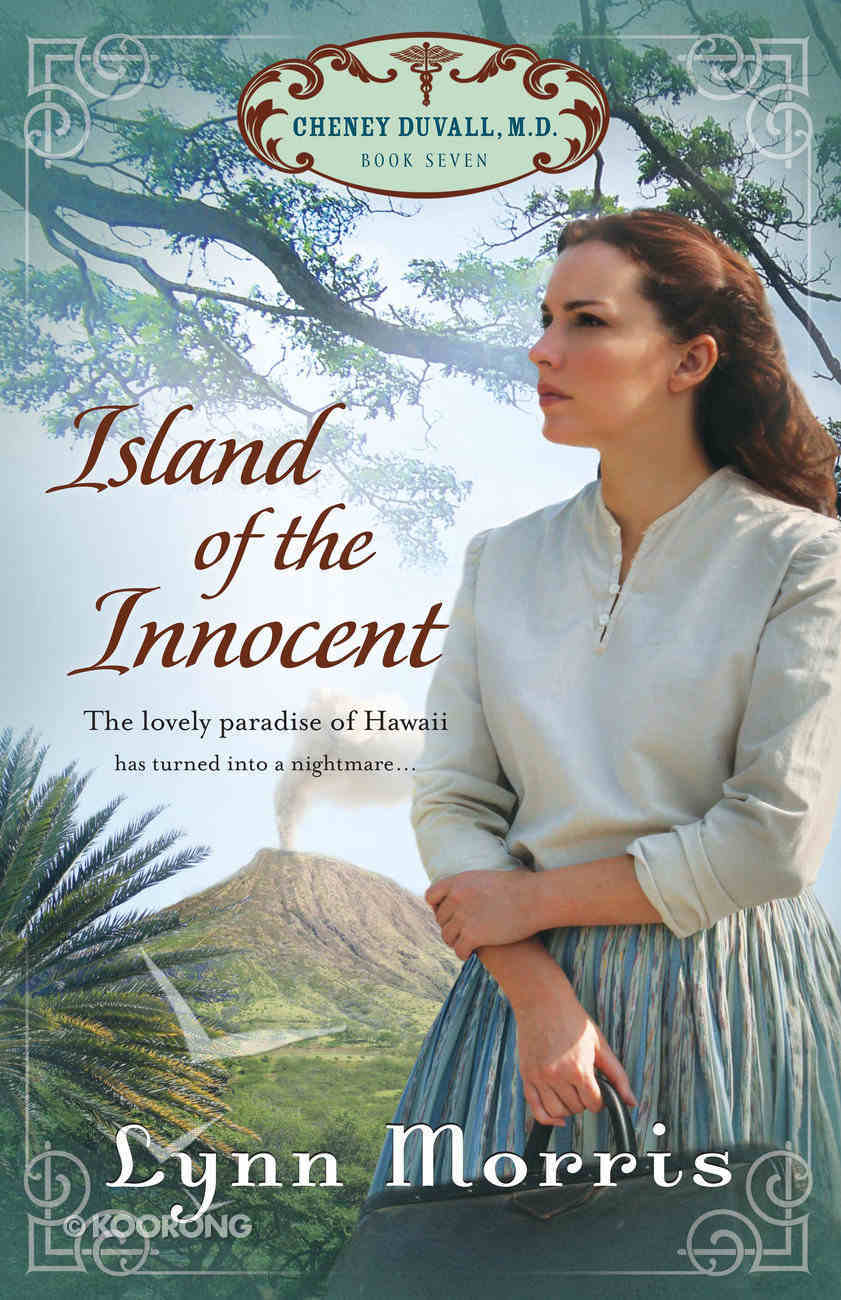 Island of the Innocent (#07 in Cheney Duvall Series) Paperback