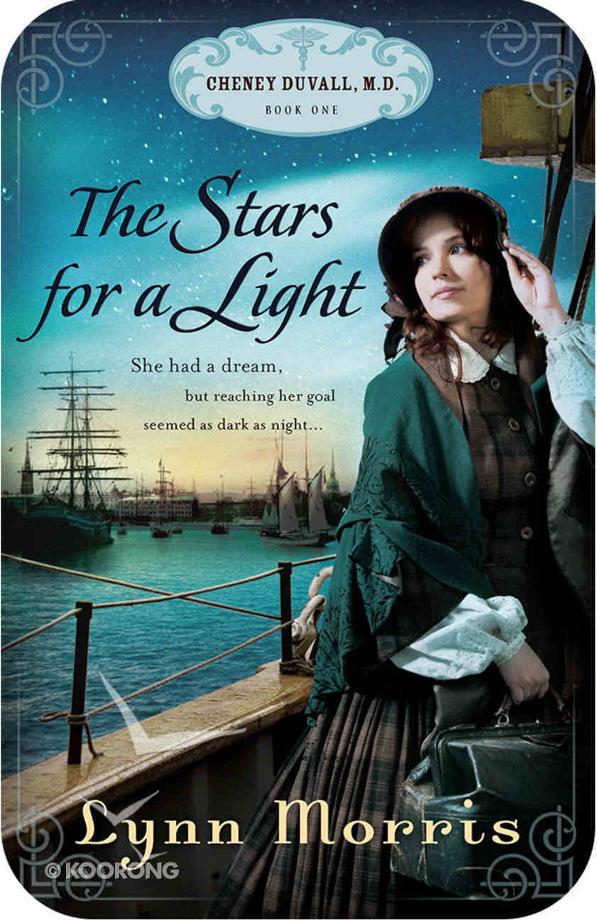 The Stars For a Light (#01 in Cheney Duvall Series) eBook