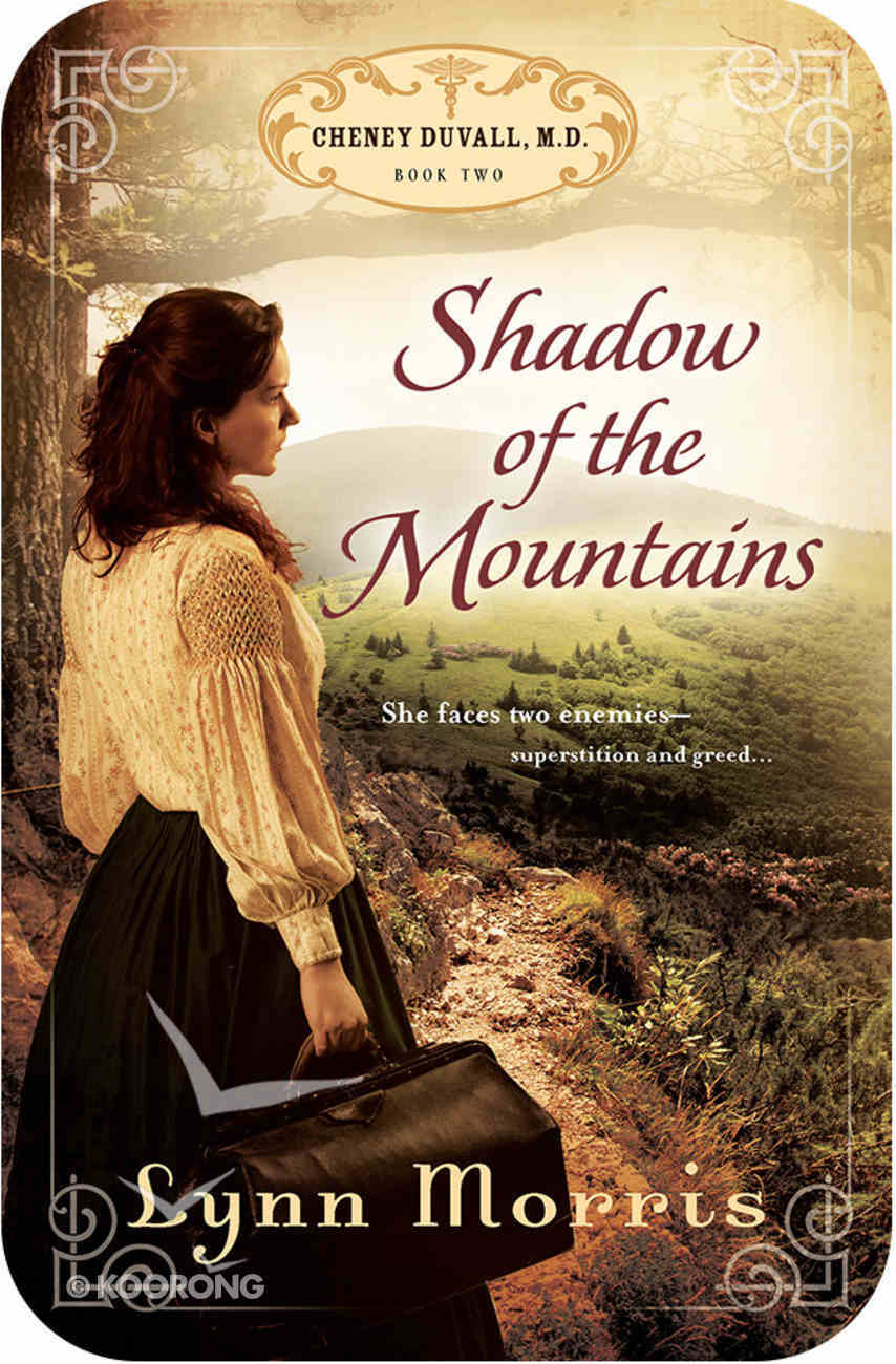 Shadow of the Mountains (#02 in Cheney Duvall Series) eBook