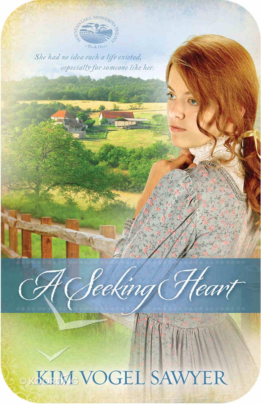 A Seeking Heart (#01 in Mountain Lake Minnesota Series) eBook