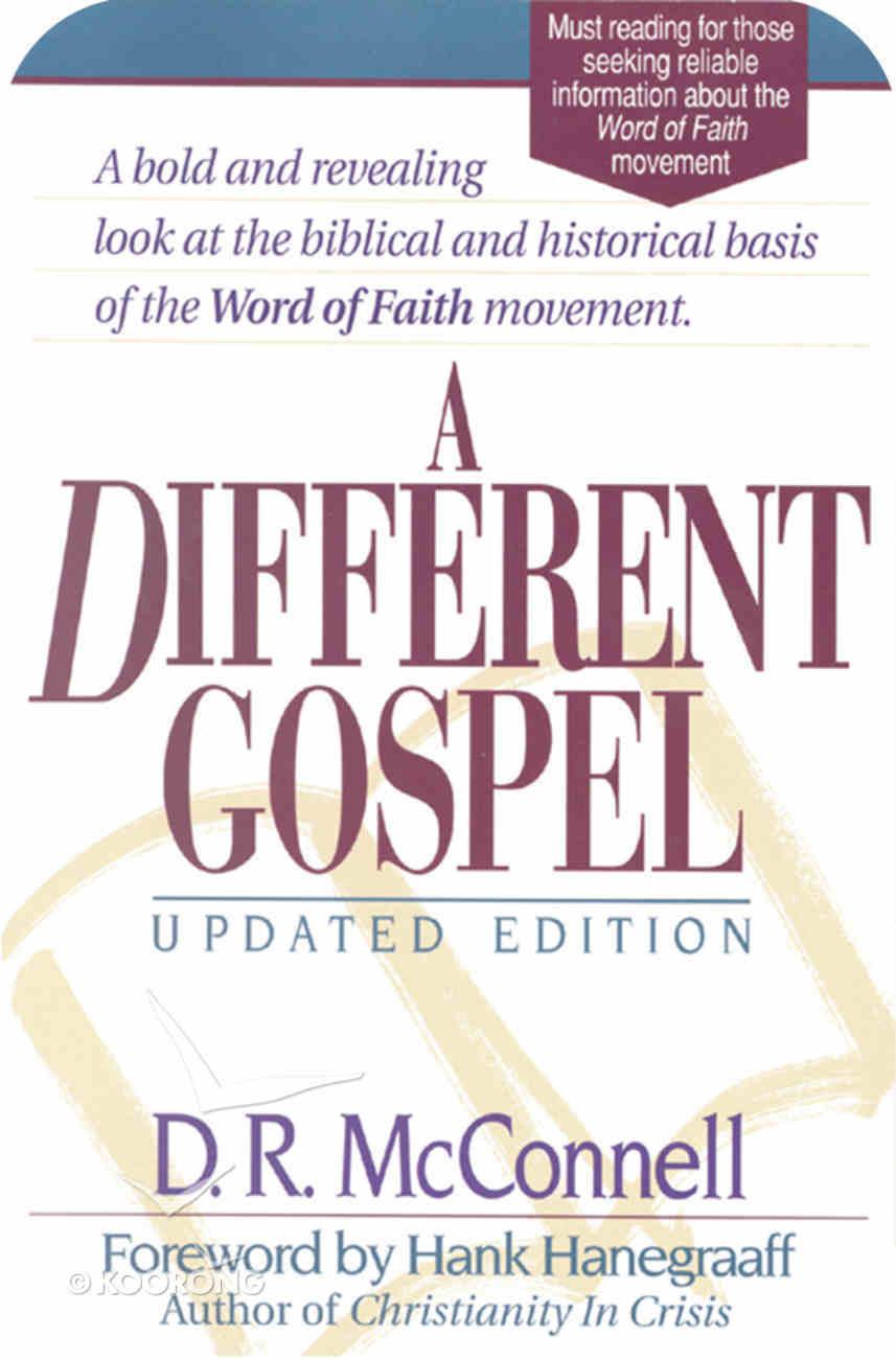 A Different Gospel eBook