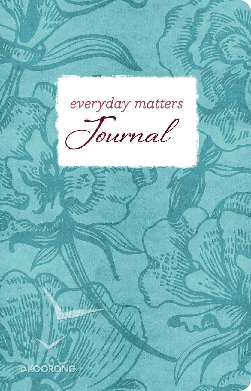 Journal: Everyday Matters Hardback