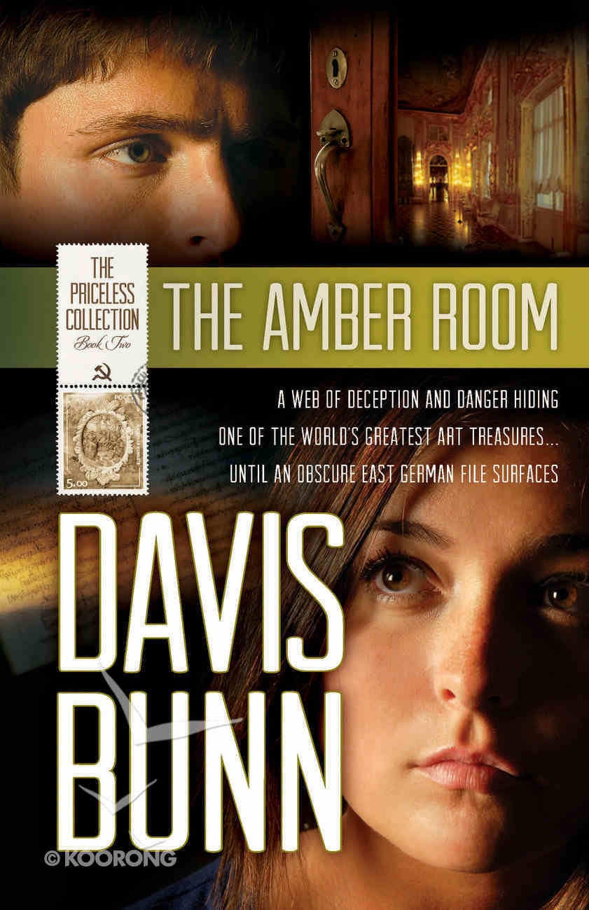 The Amber Room (#02 in Priceless Collection Series) Paperback
