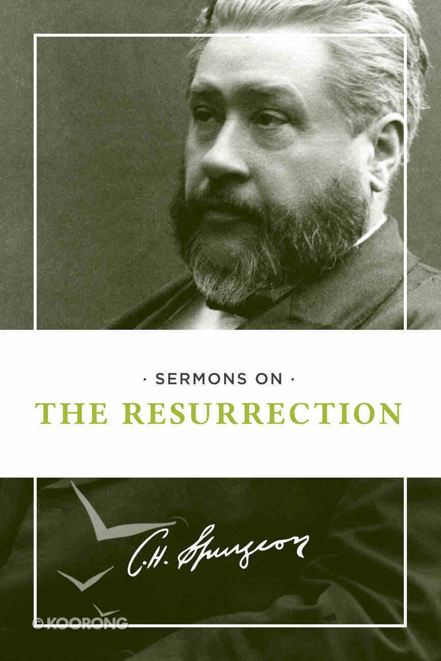 Sermons on the Resurrection Paperback