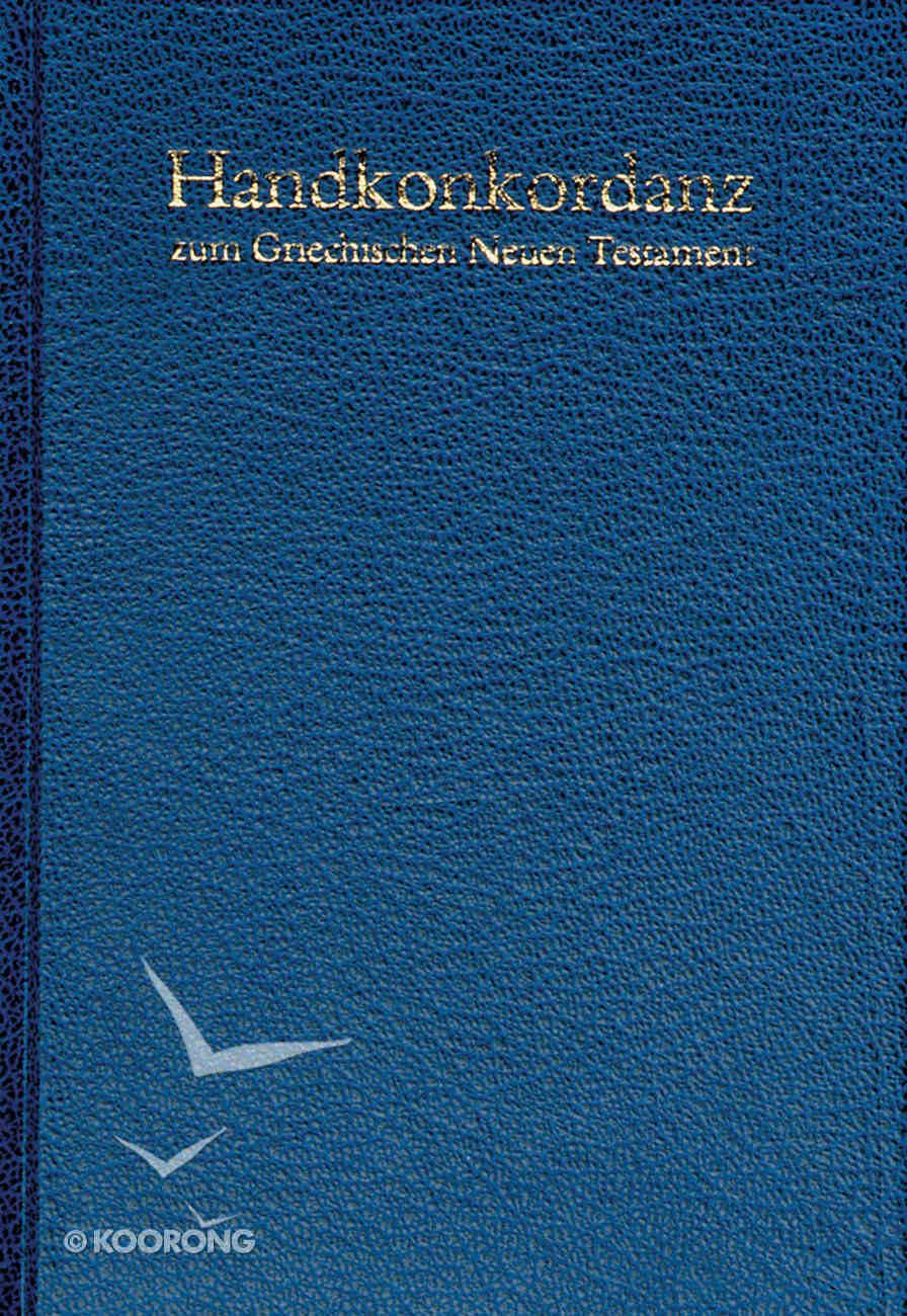 Pocket Concordance to the Greek New Testament Hardback