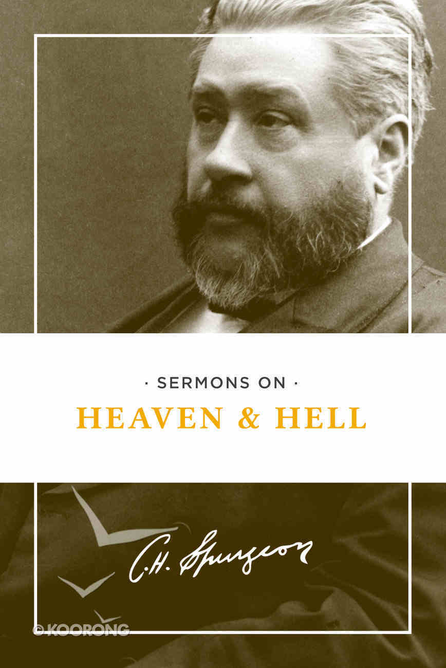 Sermons on Heaven and Hell Paperback