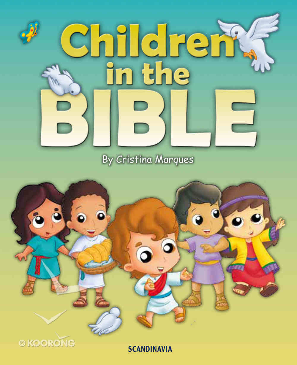 Children in the Bible (10 Books In 1 Vol) Hardback