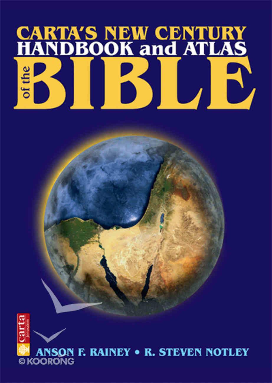 Carta's New Century Handbook and Atlas of the Bible Hardback