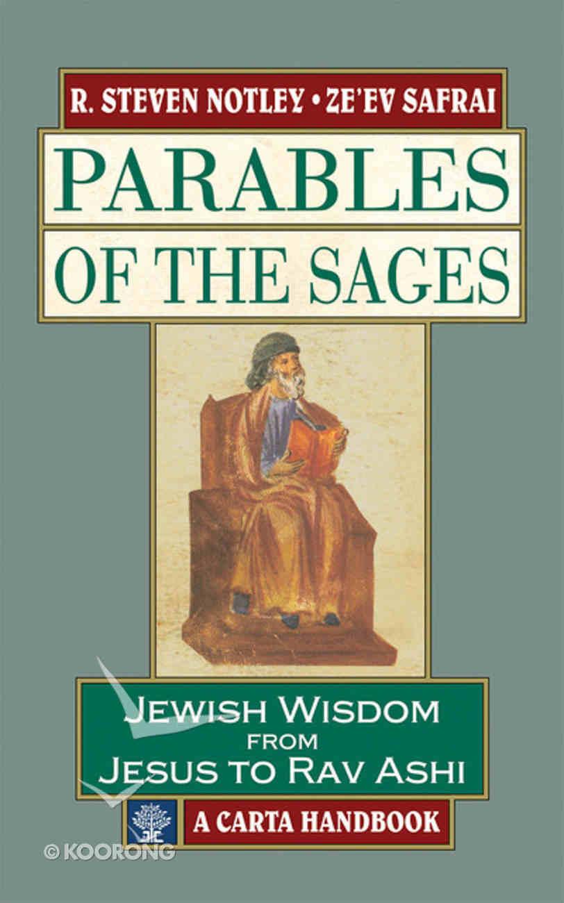 Parables of the Sages Hardback
