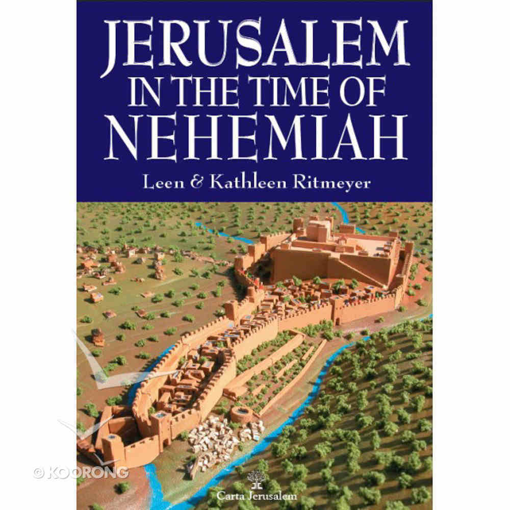 Jerusalem in the Time of Nehemiah Paperback