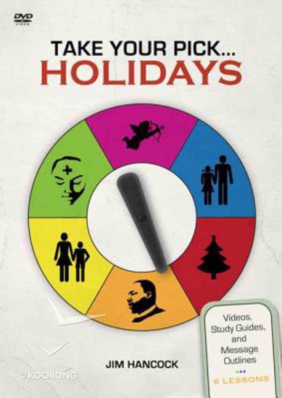 Take Your Pick...Holidays (Dvd) DVD