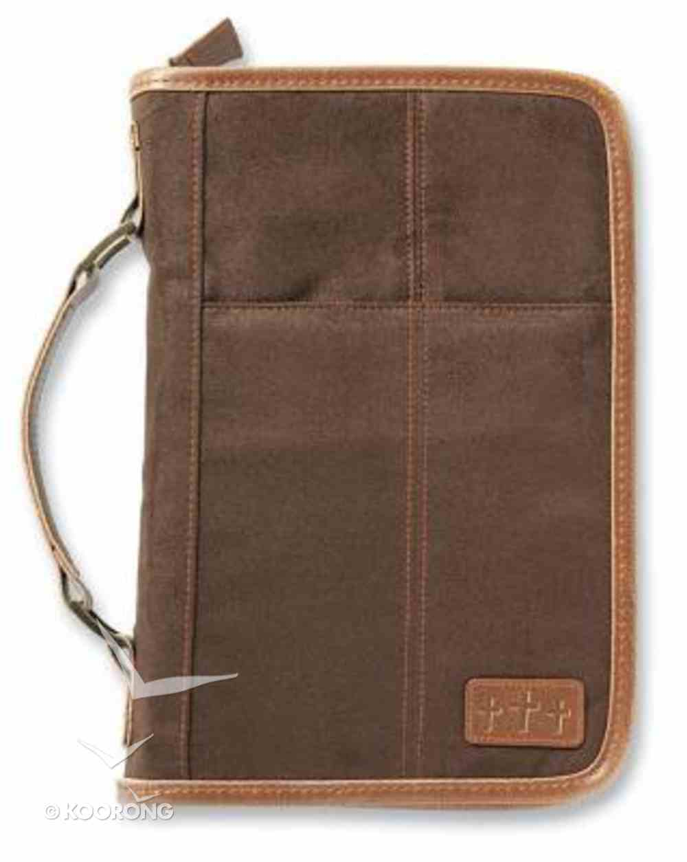 Bible Cover Aviator Suede Extra Large Bible Cover