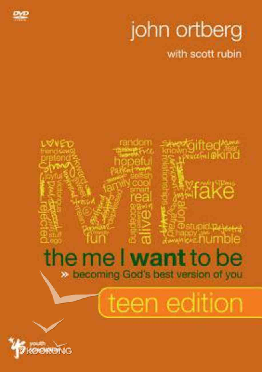 The Me I Want to Be (Teen Edition Dvd) DVD