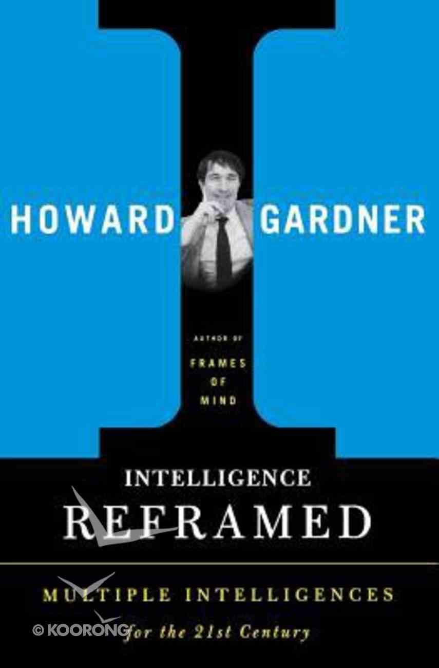 Intelligence Reframed Paperback