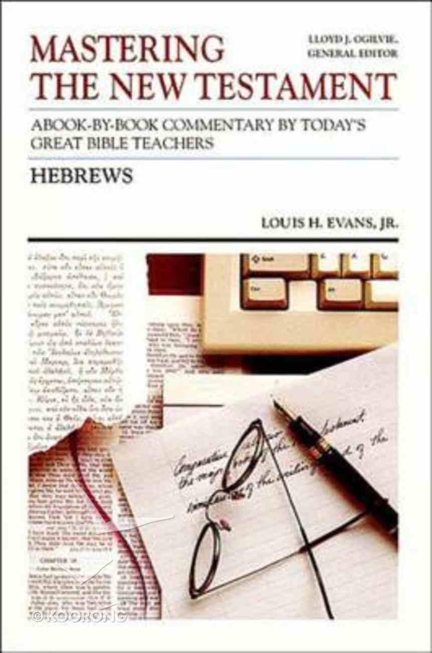 Mastering NT Hebrews Paperback