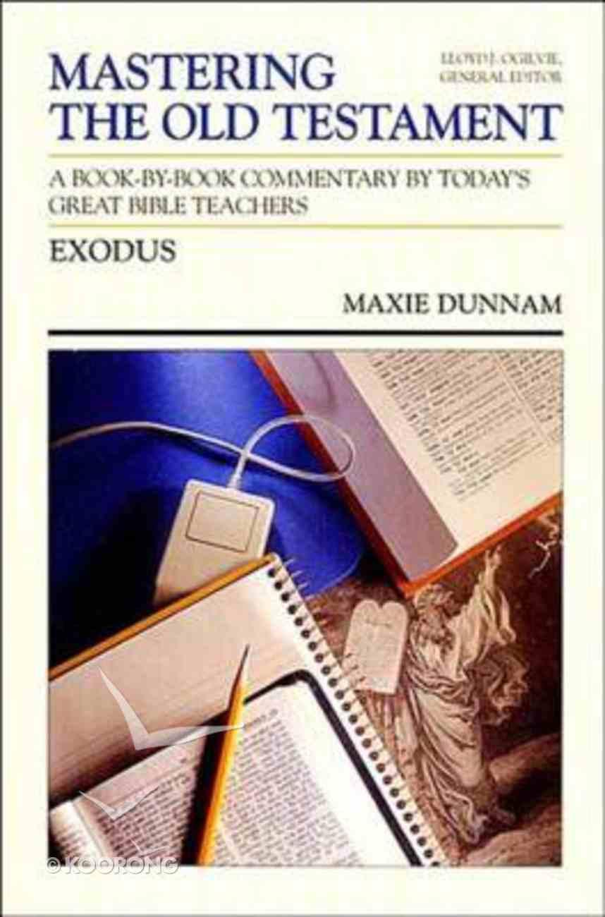 Mastering OT Exodus Paperback