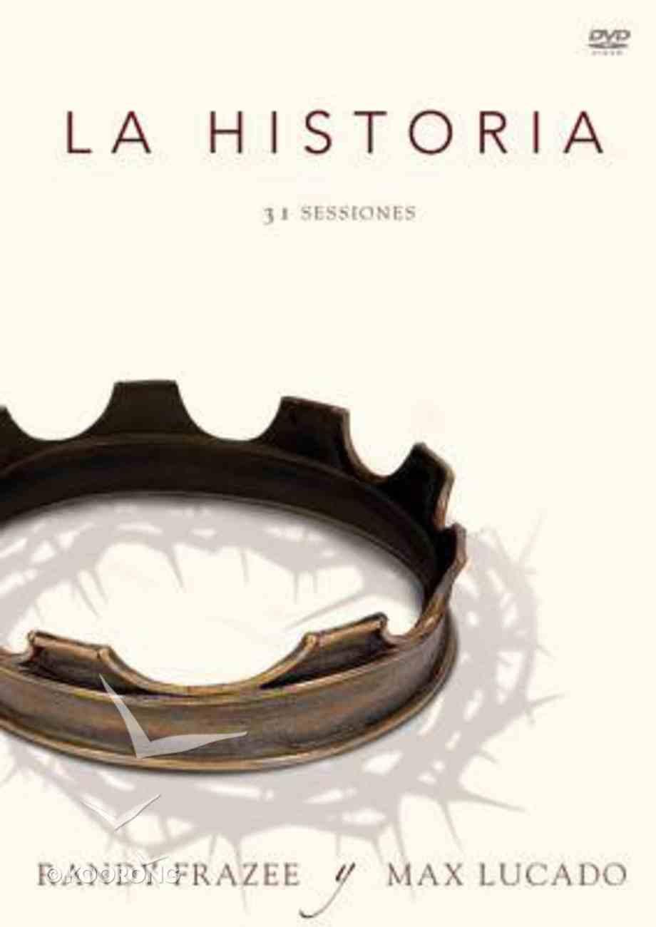 La Historia (Spanish) (The Story) (The Story Series) DVD