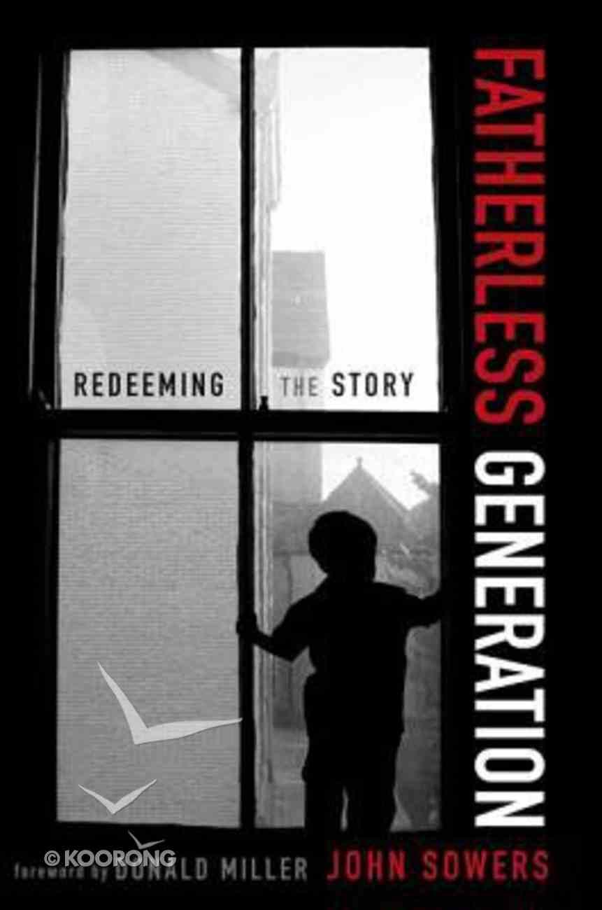Fatherless Generation Paperback