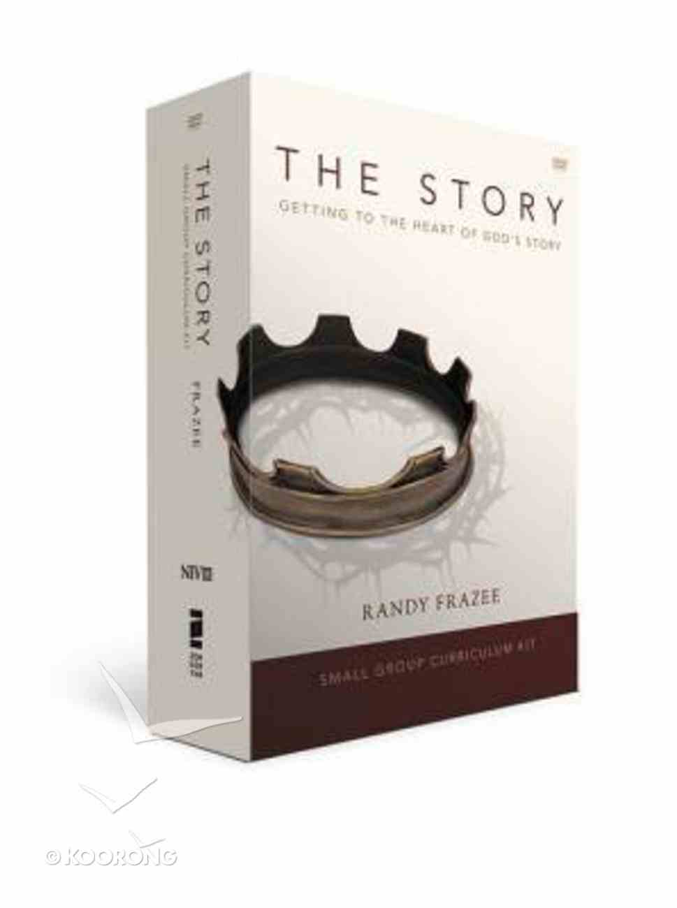 Story, the NIV (DVD - Small Group Kit) (The Story Series) Pack