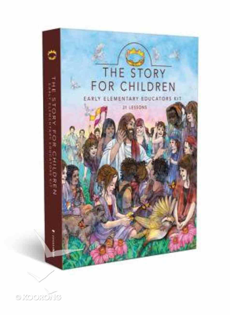 Story, the For Children (DVD - Elementary Educator Kit) (The Story Series) Pack