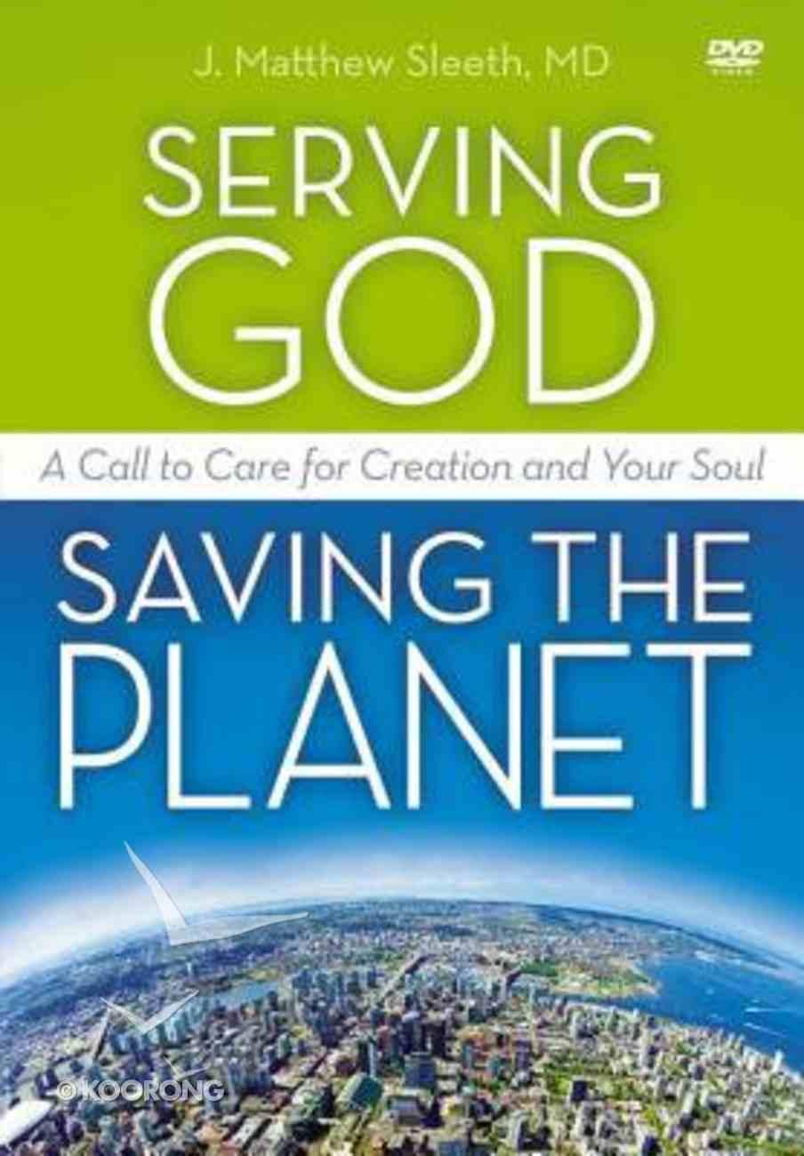 Serving God, Saving the Planet (Dvd Study) DVD