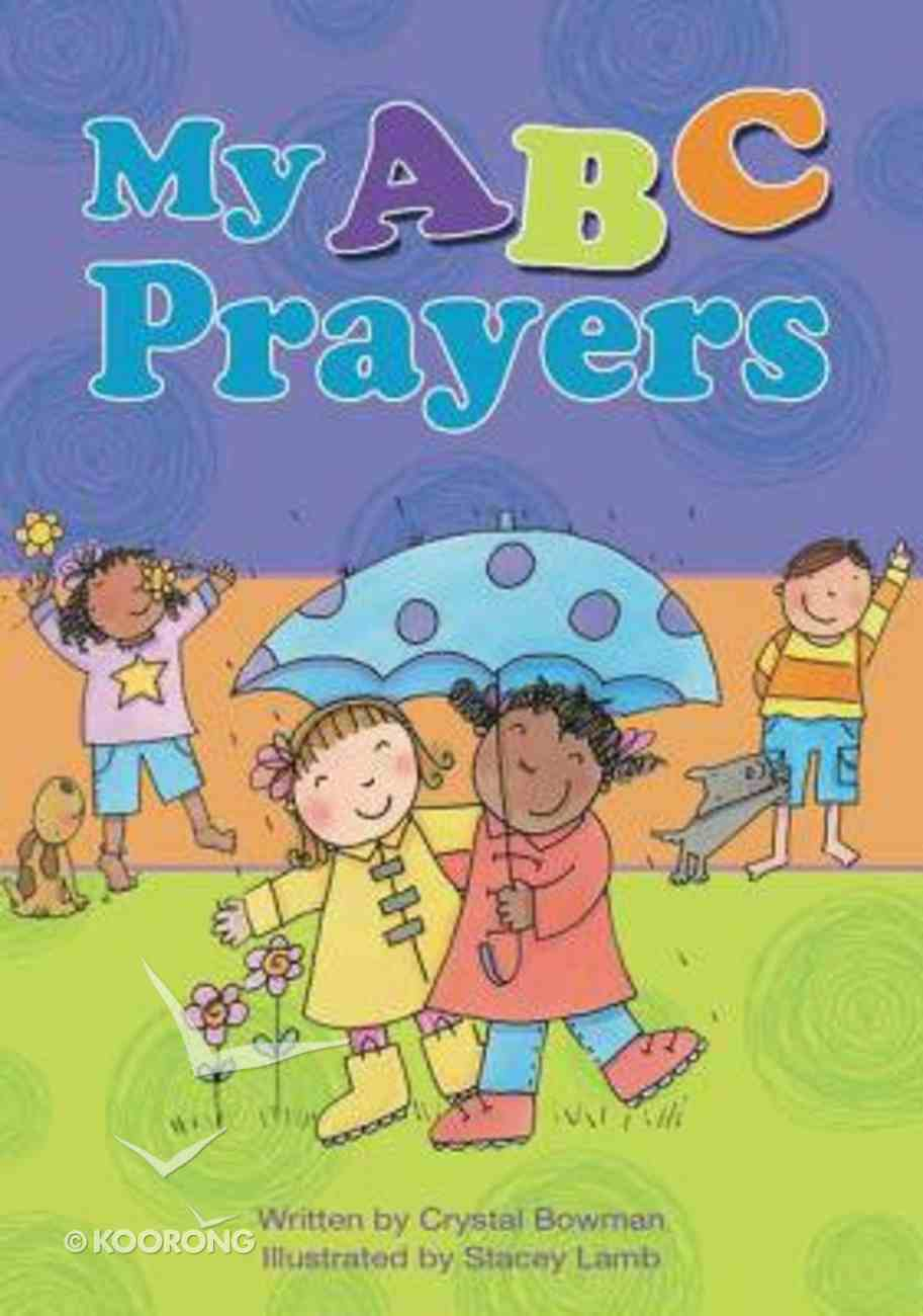 My ABC Prayers Hardback